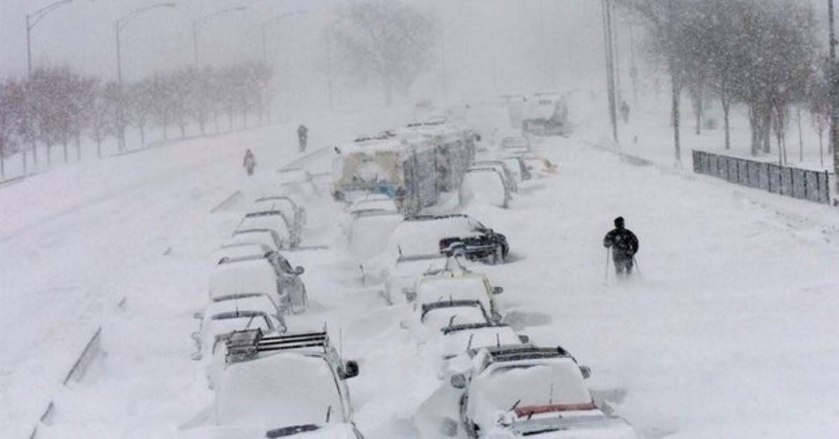 В Украине ожидаются сильные морозы в конце января