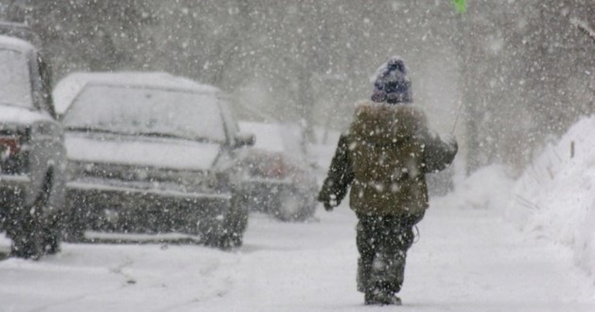 741 населенный пункт обесточен вУкраинском государстве из-за снегопада