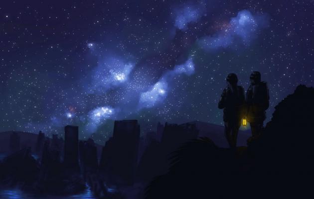 ВНовогоднюю ночь украинцы увидят необычайное астрономическое явление
