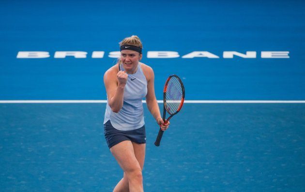 Свитолина поднялась начетвертую позицию врейтинге наилучших теннисисток мира