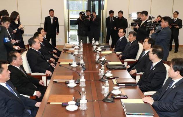 КНДР иЮжная Корея начали переговоры понормализации отношений