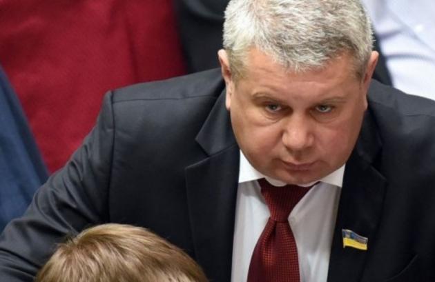 Милиция закрыла дело онетрезвом вождении народного депутата изБПП