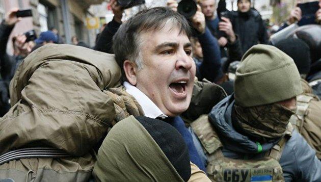 Саакашвили был допрошен поделу орасстрелах наМайдане