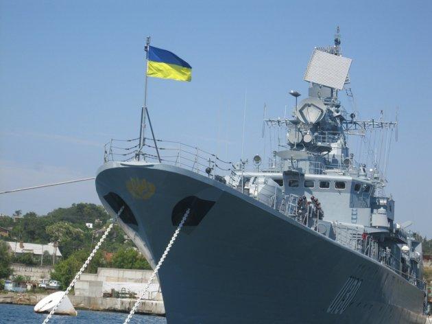 Плачевное состояние: вweb-сети появилось видео сукраинскими кораблями вКрыму