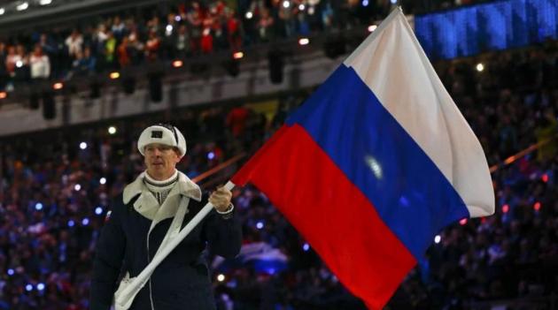 МОК рассмотрит вопрос применения гимна ифлага СССР наОИ