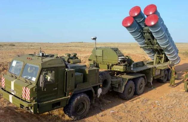 Поступившие вКрым ЗРК С-400 напугали США