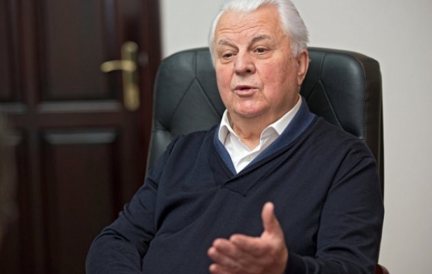 Леонид Кравчук: Договор одружбе между Россией и государством Украина несуществует
