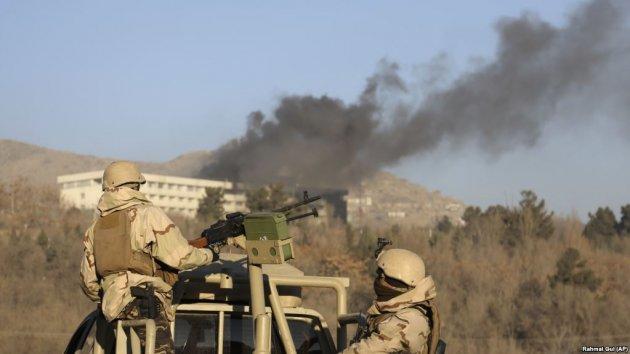 Жертвами атаки наотель вКабуле стали 9 украинцев