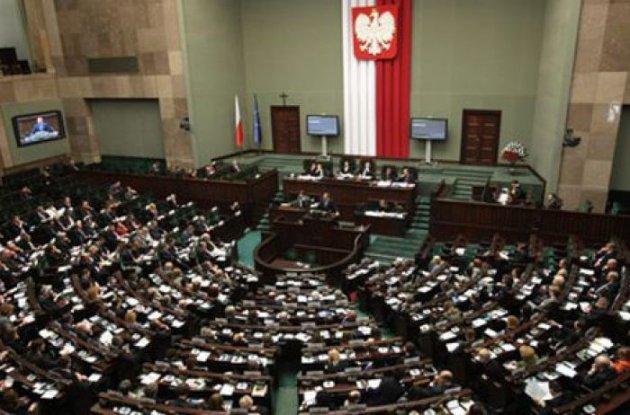 Премьер Польши разъяснил потребность принятия закона озапрете «бандеровской идеологии»