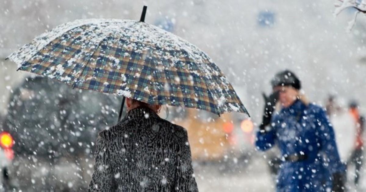 ВУкраинском государстве резко ухудшится погода. Инфографика