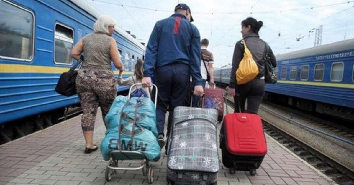 Миграция вЕС: Украина стремительно теряет население