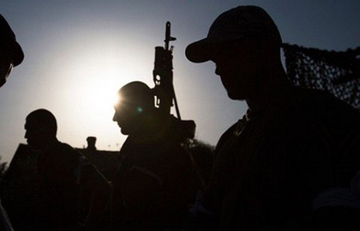 Бойцы ДНР отразили атаку диверсантов ВСУ под Донецком