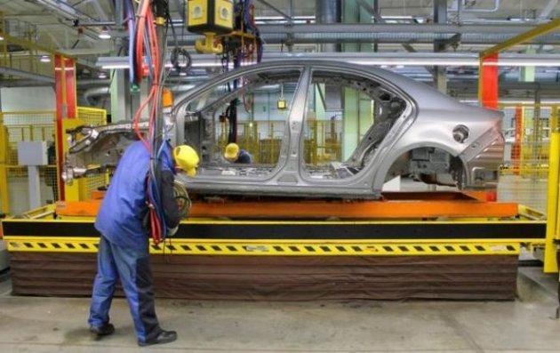 Автопроизводство вгосударстве Украина выросло практически на50%