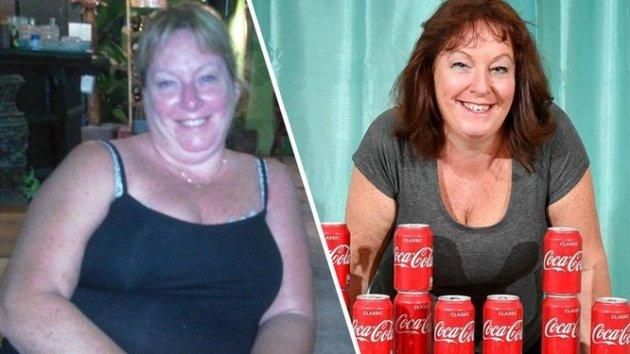 Ненаучный эксперимент: британка ежедневно напротяжении 20 лет пила колу