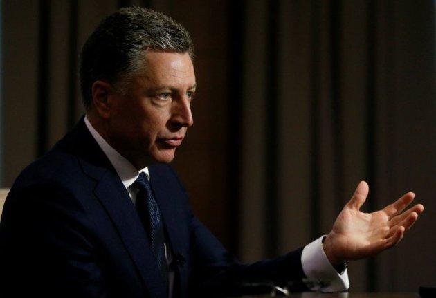 США помогут закончить бои наДонбассе,— Волкер