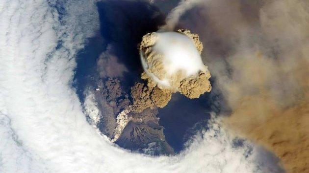 ВЯпонии обнаружили супервулкан, который может уничтожить  100 млн  человек