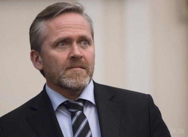«Нет скорого движения». руководитель МИД Дании оценил борьбу скоррупцией вгосударстве Украина