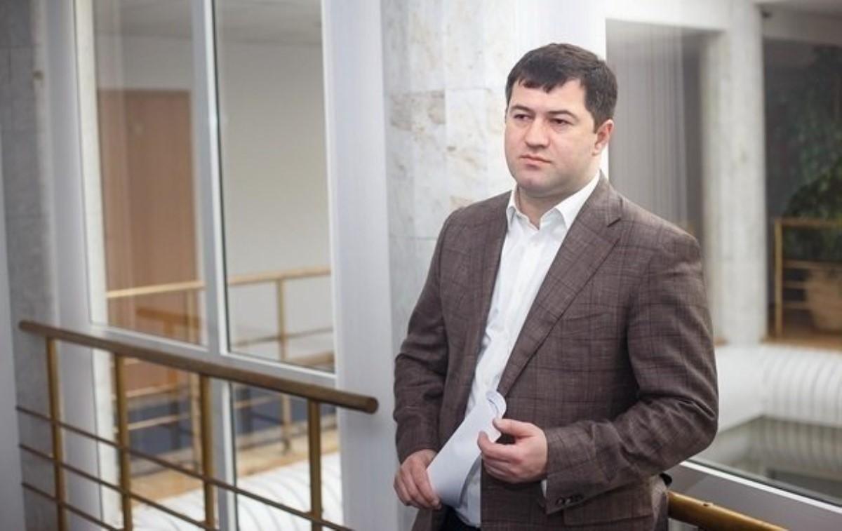Насиров задекларировал 6 грн заработка ипару новых часов