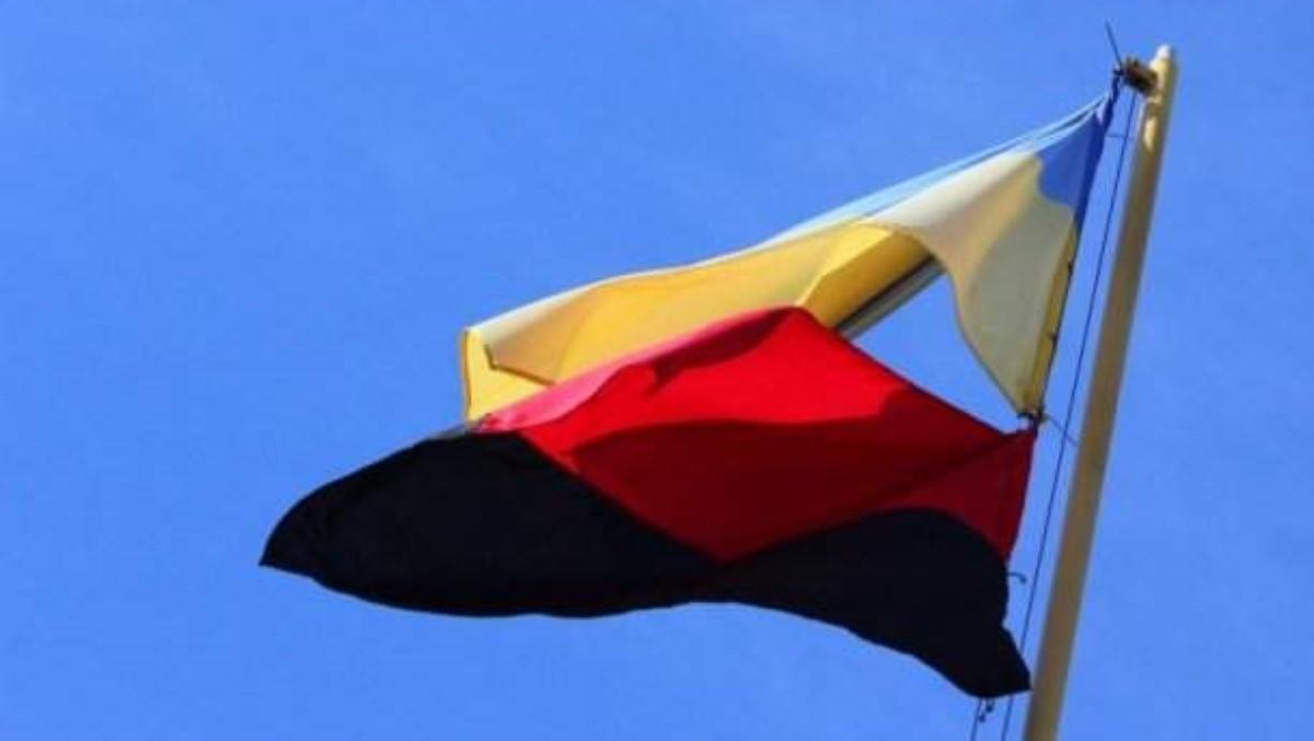 ВоЛьвове бандеровский флаг будут вывешивать девять раз вгоду