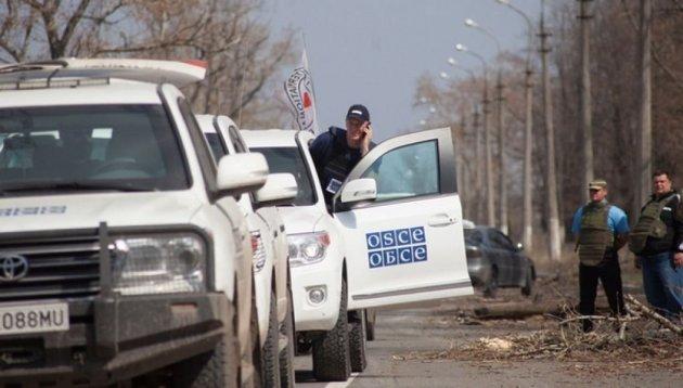 ВОБСЕ поведали  осостоянии пострадавших отвзрыва гранаты в«ДНР»