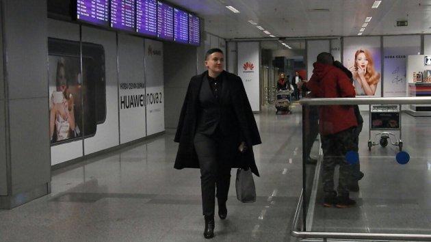 Савченко угрожает снятие неприкосновенности— Луценко