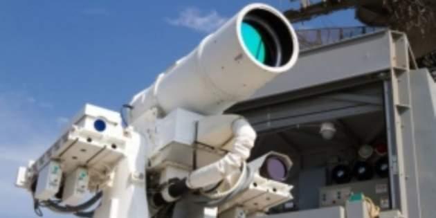 Русский лазер вканализационной трубе— аналогов вмире нет!