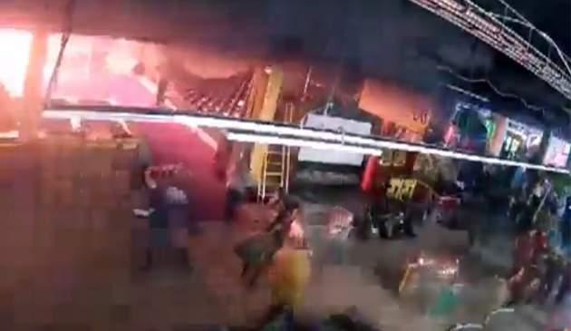 Вмомент пожара в«Зимней вишне» все эвакуационные выходы были закрыты— МЧС