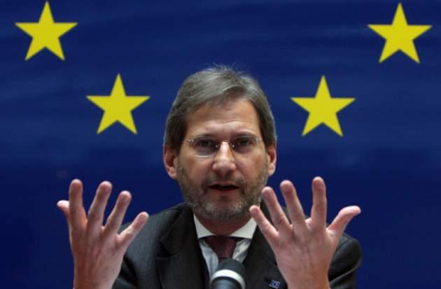 Украинские власти невыполнили обещание поотмене е-деклараций для антикоррупционеров— еврокомиссар