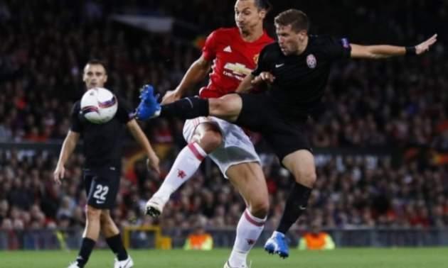 По-царски. Ибрагимович забил супергол вдебютном матче за«Гэлакси»