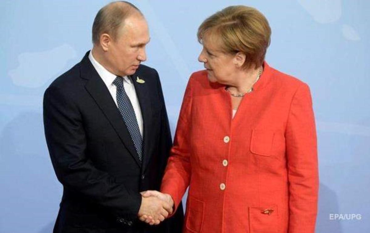 Германия отказалась наносить удары поСирии