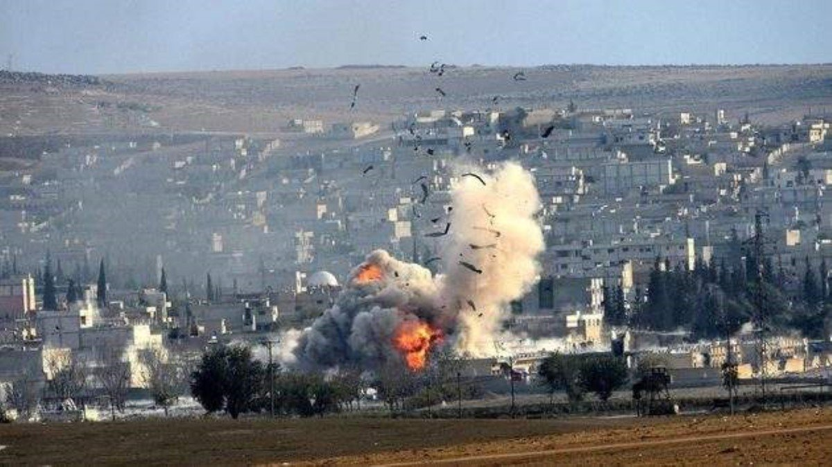 Трамп сказал  съезду  оракетном ударе поСирии