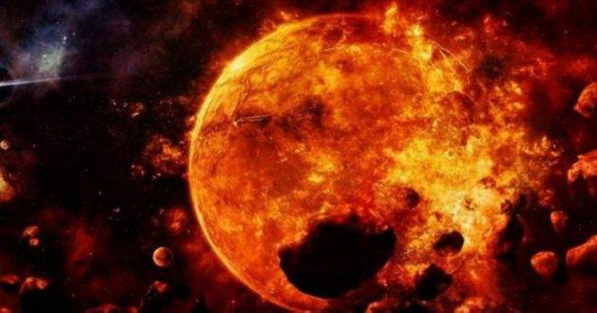 Огромные черные дыры появились наСолнце