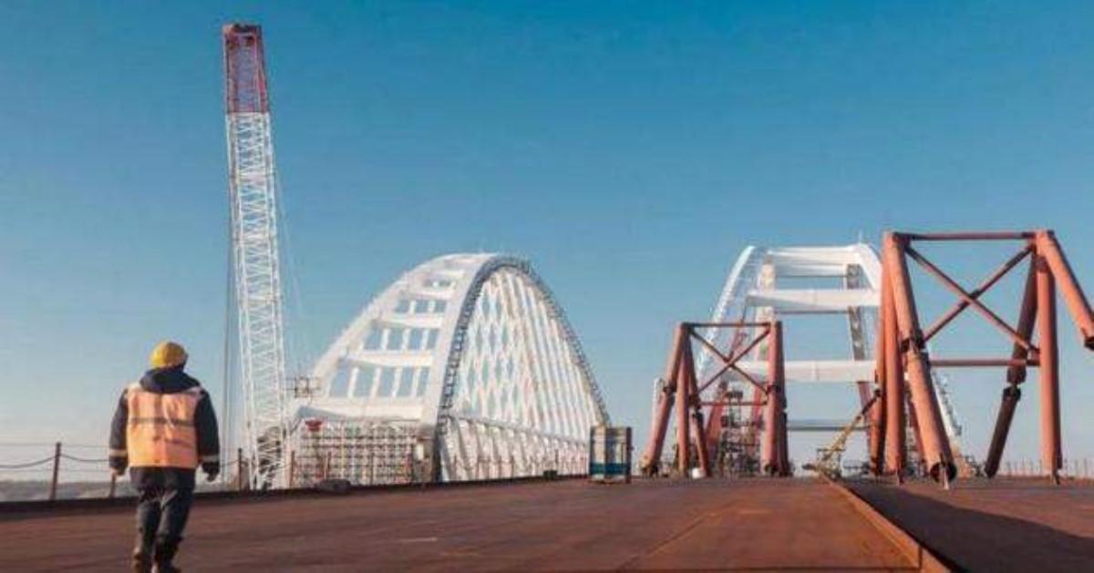 Керченский мост— удар Российской Федерации поДонбассу