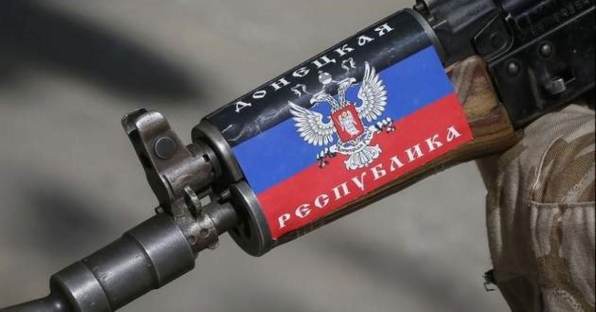 Штаб АТО: граждан России отстранили откомандования подразделениями боевиков наДонбассе