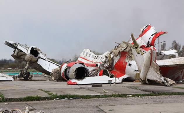 1-ый отчет окрушении Ту-145М под Смоленском аннулирован