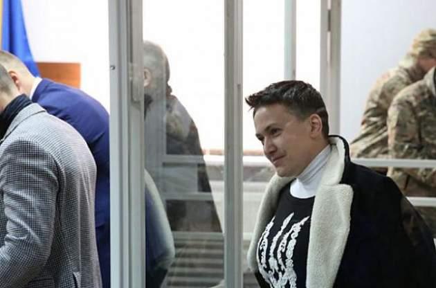 Надежда Савченко хочет голодать доосвобождения