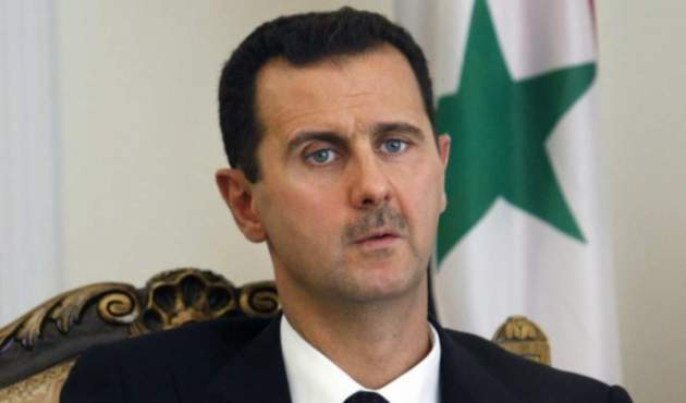 Башар Асад попал вбазу «Миротворец» из-за отдыха его детей в«Артеке»