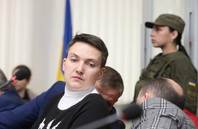 Юрист поведал остранностях вовремя допроса— Савченко прошла полиграф