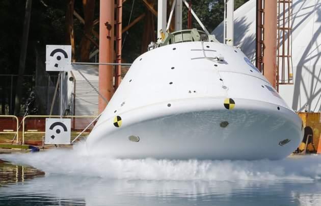 NASA в будущем году планирует отправить кЛуне новый корабль