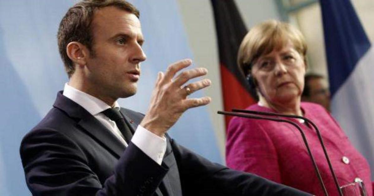 Порошенко после Дня победы встретится сМеркель иМакроном