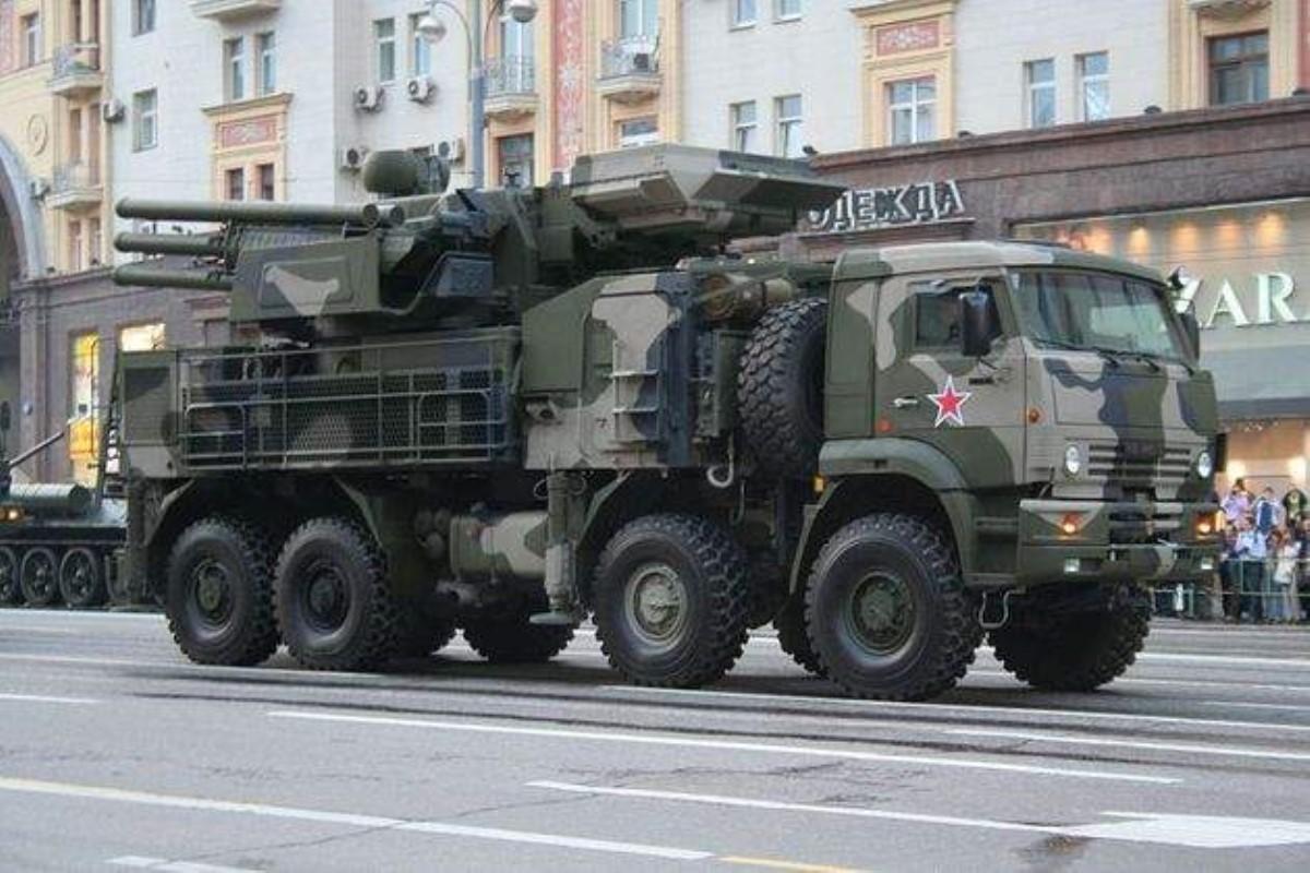 Израильская ракета уничтожила вСирии русский ЗРПК