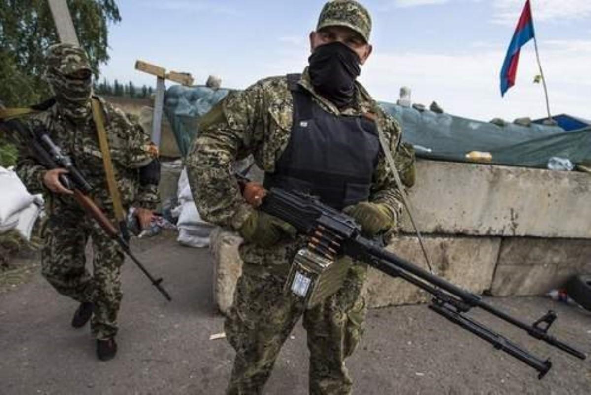 В «ЛНР» сообщили озахвате украинских военных наДонбассе