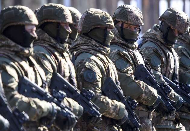 Украина уменьшит число блокпостов вДонбассе