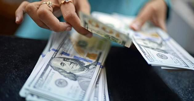 Курс доллара начерном рынке подпрыгнул