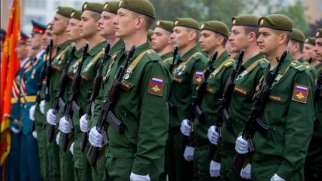 МИД Молдавии назвал участие русских военных впараде военнослужащими деяниями