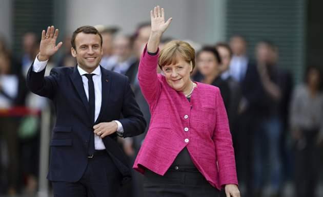 Германия иФранция поддержали идею украинской столицы омиротворцах— Порошенко