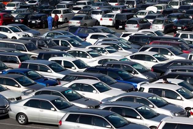 ВУкраинском государстве значительно уменьшилось автопроизводство