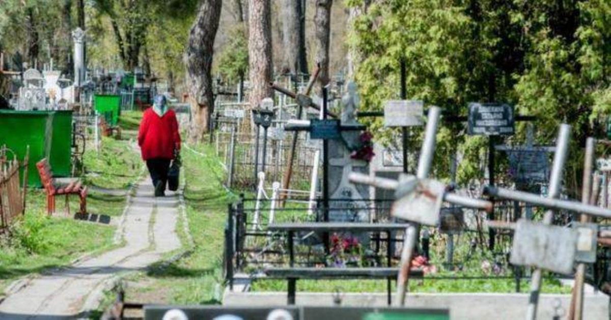 В сеть попало видео кладбища боевиков на Донбассе » Новости ...
