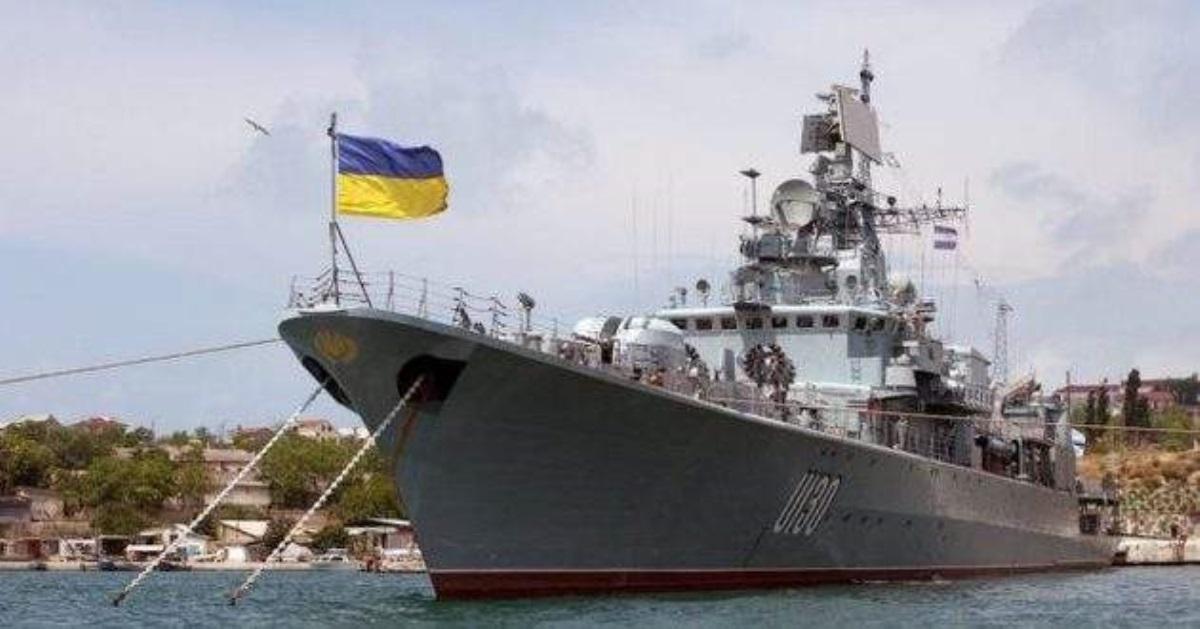 Украина объявила опобеде Российской Федерации наАзовском море