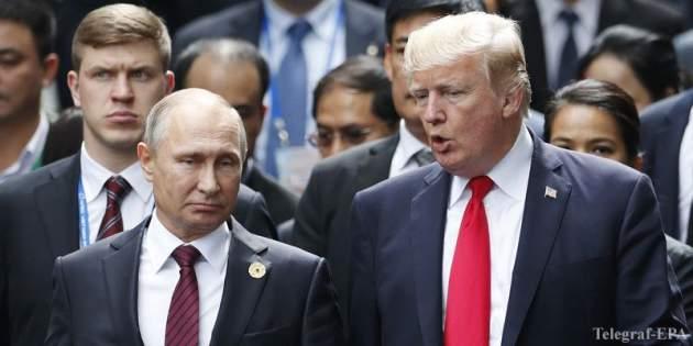 Трамп иПутин договорились оразделе Косово